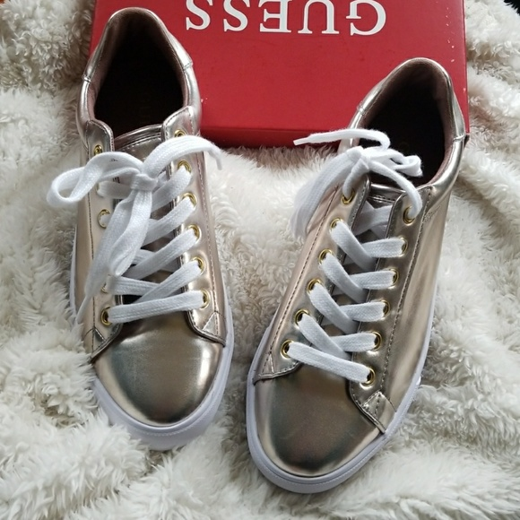 Guess Jaida Sneakers | Poshmark